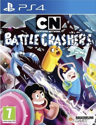 Cartoon Network Battle Crashers (PS4)